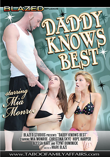 Daddy Knows Best cover