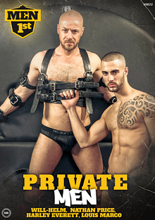 Private Men cover