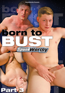 Born To Bust 3 cover