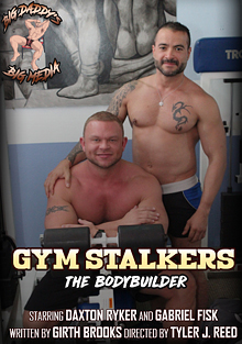 Gym Stalkers: The Bodybuilder cover