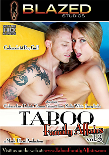 Taboo Family Affairs 3 cover