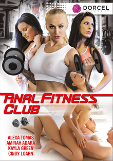 Anal Fitness Club cover