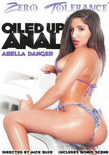 Oiled Up Anal
