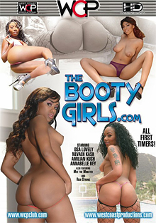 The Booty Girls cover