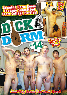 Dick Dorm 14 cover