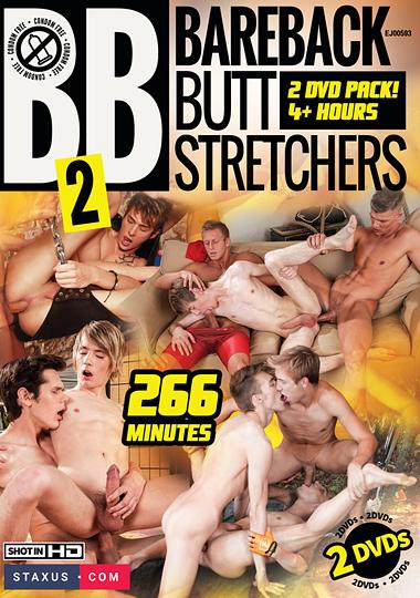 Bareback Butt Stretchers 2 cover