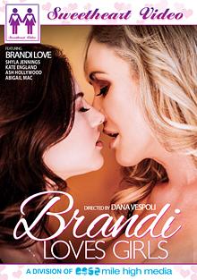 Brandi Loves Girls cover