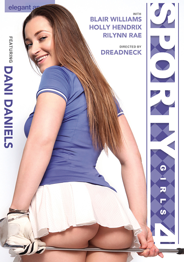 Sporty Girls 4 cover
