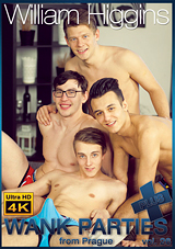 Wank Parties Plus From Prague 26