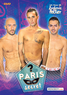 Paris Secret cover