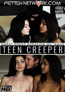 Teen Creeper: Karly Baker cover