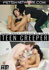 Teen Creeper: Gina Valentina