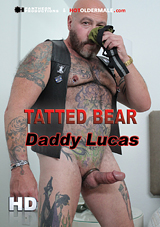 Tatted Bear Daddy Lucas