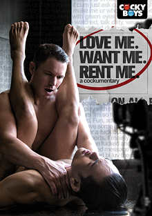 Love Me. Want Me. Rent Me. cover