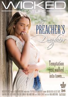The Preacher's Daughter cover