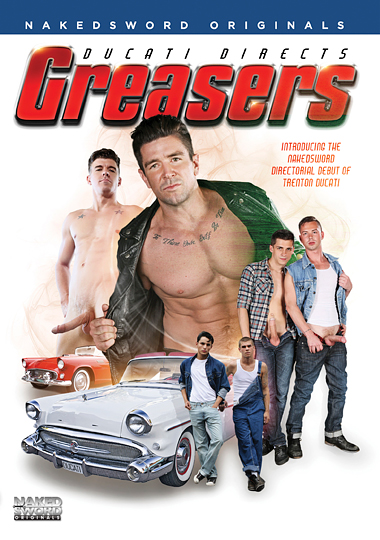 Greasers Cover Front