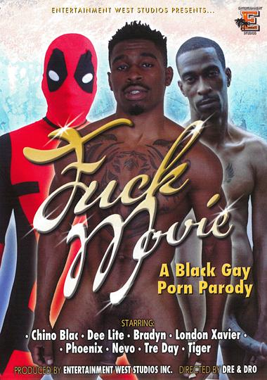 Fuck Movie: A Black Gay Porn Parody cover