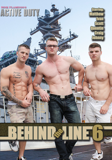 Behind The Line 6 cover