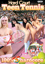 Hard Court Teen Tennis