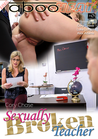 Watch Cory Chase In Sexually Broken Teacher | TheSexCinema