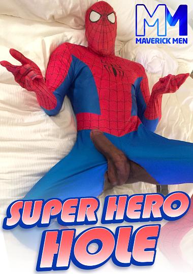 Super Hero Hole cover