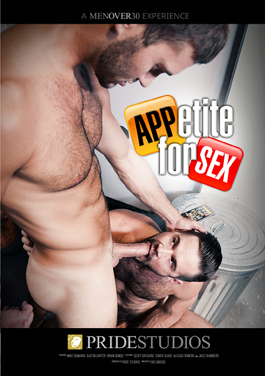 Appetite for Sex Cover Front