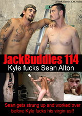 JackBuddies 114: Kyle Fucks Sean Alton