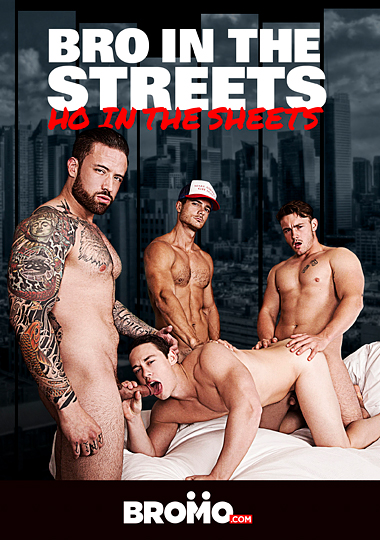 Bro in the Streets Ho in the Sheets Cover Front