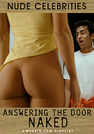 Answering The Door Naked
