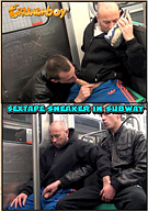 Sextape Sneaker In Subway