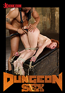 Dungeon Sex: MILF Slave