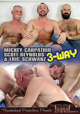 Mickey Carpathio Scott Reynolds And Eric Schwanz 3-Way
