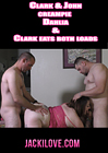 Clark And John Creampie Dahlia And Clark Eats Both Loads