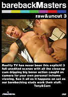 Bareback Masters: Raw And Uncut 3