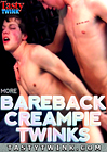 More Bareback Creampie Twinks