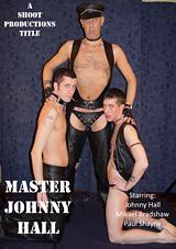 Master Johnny Hall
