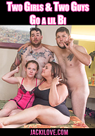Two Girls And Two Guys Go A Lil Bi