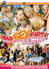 Mad Sex Party: As Wet As They Want It And Any Excuse For A Creamy Lesbo Treat
