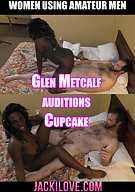 Glen Metcalf Auditions Cupcake