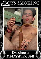 Drac Smoke And Massive Cum