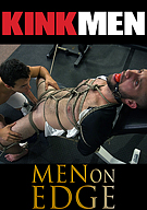 Hairy Hunk Shay Stone Gets Bound, Tickled, And Edged