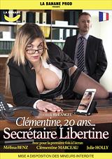 Clementine, 20 Ans... Secretaire Libertine
