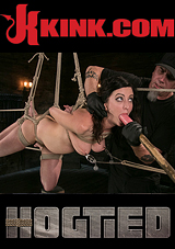 Pain Slut Cherry Torn Submits to Corporal Punishment and Rope Bondage