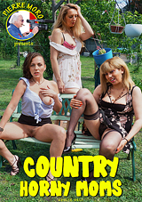 Country Horny Moms