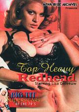 Top Heavy Redhead