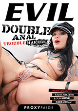 Double Anal Trouble Makers