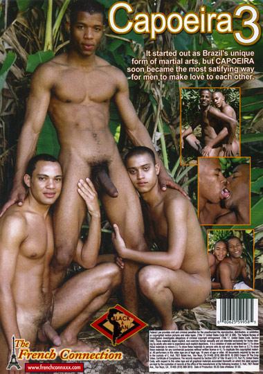 Capoeira 03 Cover Back