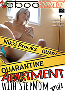 Nikki Brooks In Quarantine Apartment With Stepmom