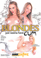 Blondes Just Wanna Have Cum