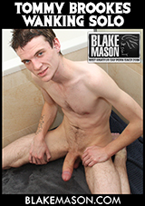 Tommy Brooks Wanking Solo